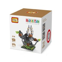 Jual Lego Nano Block Loz Kai Kung Fu Panda 9718 Bc4166 Murah