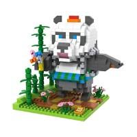 Jual Lego Nano Block Loz Little Po Kung Fu Panda 9717 Bc4167 Murah