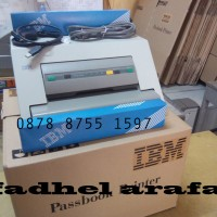 printer passbook ibm a03 garansi 1 bulan bs usb