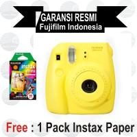 Fujifilm Intax Mini 8 Yellow / Mini8 / Mini 8
