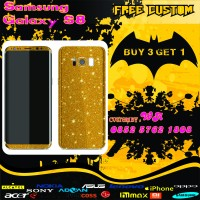 GARSKIN HP Samsung Galaxy S8 FULL BODY DIAMOND GOLD