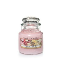 Yankee Candle Small Jar Candle - Lilin Wangi - Fresh Cut Roses