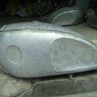 harga Tangki Motor Custom Japstyle Model Triumph Tokopedia.com