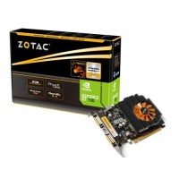 VGA Card ZOTAC GeForce GT 730 2GB DDR3 128-Bit (Original Resmi)