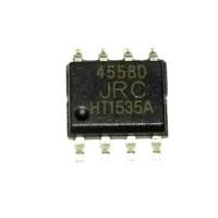 JRC4558D 4558 SOP-8 SMD Dual Operational Amplifier