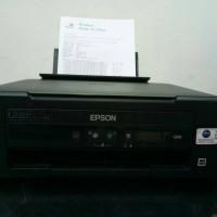 unit printer L220 epson kondisi 90% garansi 1bulan siap pakai