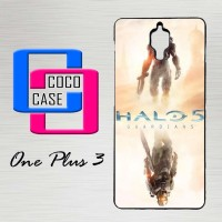 Casing Hardcase Hp OnePlus 3 Halo 5 Guardians X4152