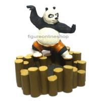 Jual Barang Unik Asbak Keramik Kungfu Panda Motif-1 AB36 Murah