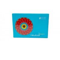 Newlook - Lensa Kontak Playful brown, Grey , Blue , Green dan Violet