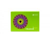 Newlook - Lensa Kontak Charm Moisture Retention brown,grey,blue&green