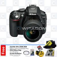 Nikon D5300 AF-P DX 18-55mm f/3.5-5.6G VR / Nikon D5300 Kit