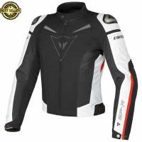 Jaket Dainese SPR Super Speed Ready Stock WhiteRedBlack & BlackGray