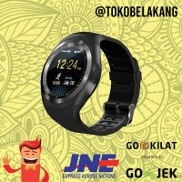 Jual ONIX - SmartWatch Y1 / Samsung S2 Gear Smartwatch  Look Like Murah