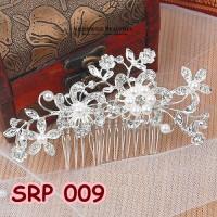 Jual Sirkam Rambut Pesta Bridal Modern - Aksesoris Pengantin - SRP 009 Murah