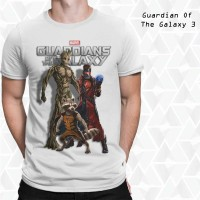 Jual Jual Kaos 3D Guardian Of The Galaxy 3  Murah