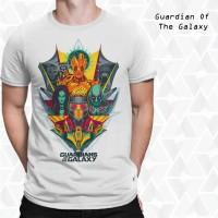 Jual Jual Kaos Guardian Of The Galaxy PopART Murah