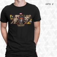 Jual Jual Kaos 3D Guardian Of The Galaxy - Pusat Kaos 3D Bandung  Murah