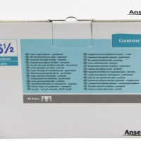 Gammex Ansell Sterile Surgical Gloves Powdered