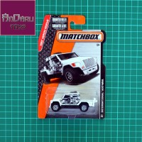 Diecast Matchbox Heroic Rescue International MXT-MVA