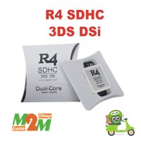 R4i Dual core R4 SDHC 3DS NDS NDSi DSlite
