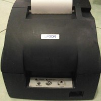 Printer Kasir Bekas Epson TM-U220 tmu220 (Auto Cutter)