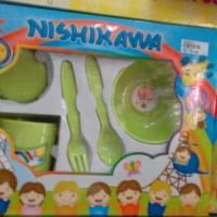 Harga satu set tempat makan bayi yg | antitipu.com