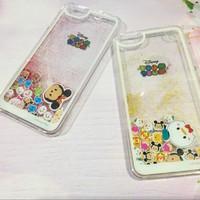 Jual hard case casing iphone 6 6s plus disney tsum tsum murah cute mickey Murah