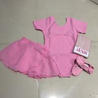 harga Baju Ballet Anak Paket E (baju,stocking,sepatu Ballet, Rok Chiffon) Tokopedia.com