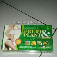 Jual OBAT PELANGSING badan pria wanita FRUIT & PLANT Murah