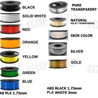 1.75 mm Filament 3D Printer