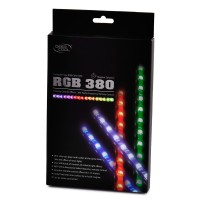 DeepCool RGB380 / RGB 380 / RGB Light 380 Aura Multicolor Magnetic LED