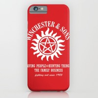 Jual SUPERNATURAL WINCHESTER AND SONS iPod Touch 6 Murah