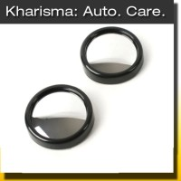 Kaca Spion Putar Mini Tambahan Blind Spot Mirror Mobil Motor (S-KST)