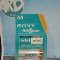 Mini 4WD - Baterai - Sony Cycle Energy 2Cell Recharge 4600mAh