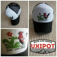 Jual TOPI JARING / TRUCKER HAT ORIGINAL LIMITED EDITION II Murah