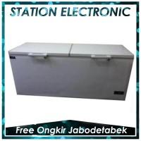 RSA CF-600 Chest Freezer [600 Liter/Putih]