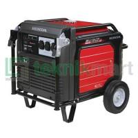 Genset / Generator Set Honda Inverter Eu 65is (5000 Watt)