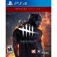 PS4 DEAD BY DAYLIGHT SPECIAL EDITION (REGION 1/USA?ENGLISH)