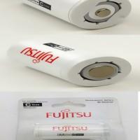 2 pc FUJITSU Converter Battery AA to C / Baterai Dari AA ke Ukuran C