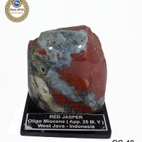 Jual Gemstone Collection Red Jasper GC-40 Murah