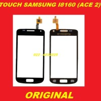 TOUCH TOUCHSCREEN SAMSUNG I8160 GALAXY ACE 2 BLACK layar ORI 901585