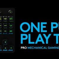 Logitech G Pro/GPro Gaming Keyboard Garansi Resmi