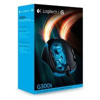 Logitech G300S/G300 S/G 300S/G 300 S Optic Gaming Mouse GARANSI RESMI