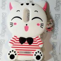 harga Jelly Case 3d Karakter Cute Cat Boneka Kucing Xiaomi Redmi Note 3 Pro Tokopedia.com