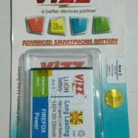 Vizz Samsung Galaxy Ace 3 / S7272 S7270 Battery Baterai Batere Batre