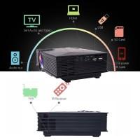 Proyektor / Projektor / Mini Portable LED Projector UNIC UC46, Murah