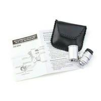 Jual Mikroskop Mini Portable 45x - Kaca Pembesar Murah