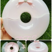 Toples Snack / Permen / Candy / Kue Hello Kitty Donat