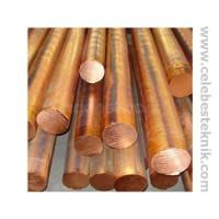 """Grounding Rod 5/8"""", Full Copper, Panjang 4 Meter"""