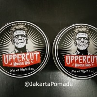 Uppercut Pomade Monster Hold Free Sisir